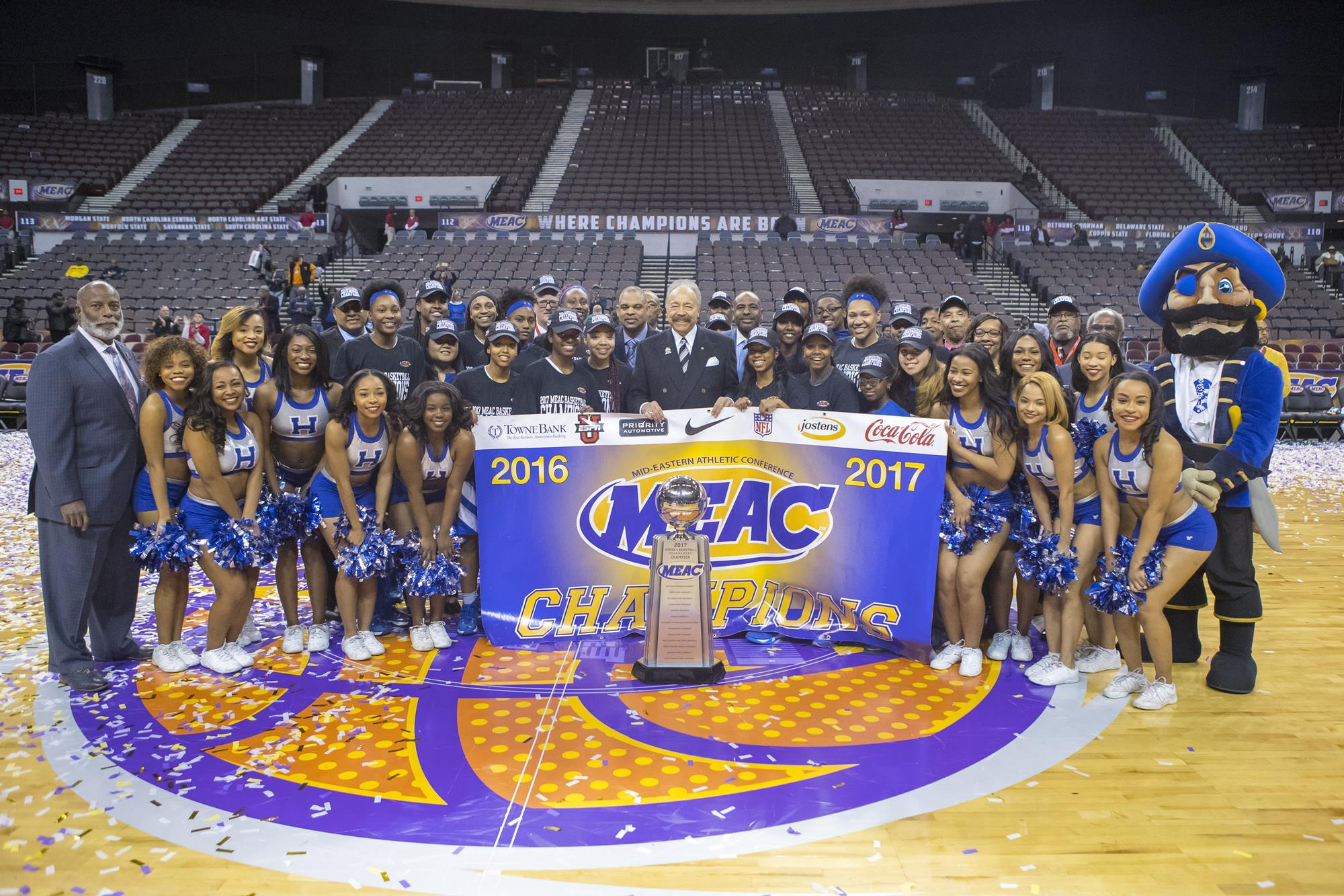 Mid-Eastern Athletic Conference Womens Basketball - HERO ...