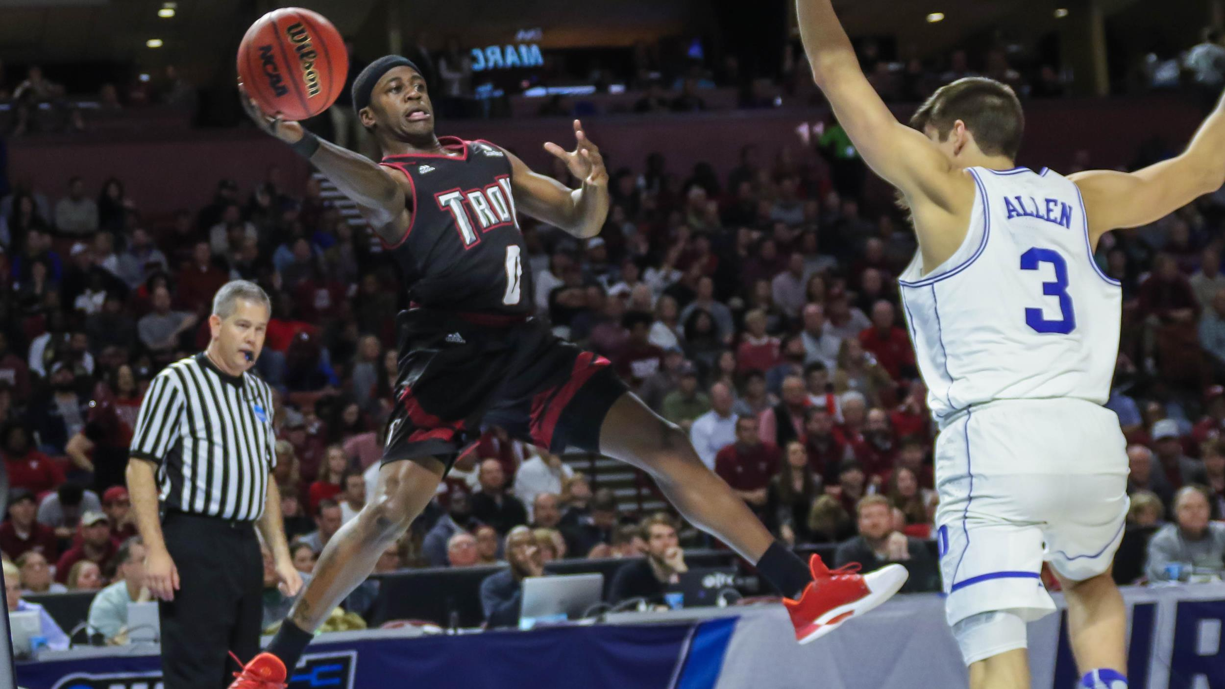 Troy Trojans Mens College Basketball - Troy News, Scores ...