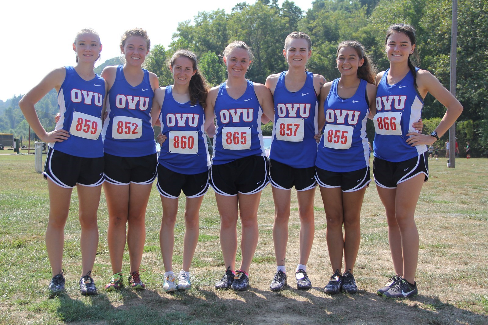 Ohio Valley Fighting Scots Womens College Cross Country ...