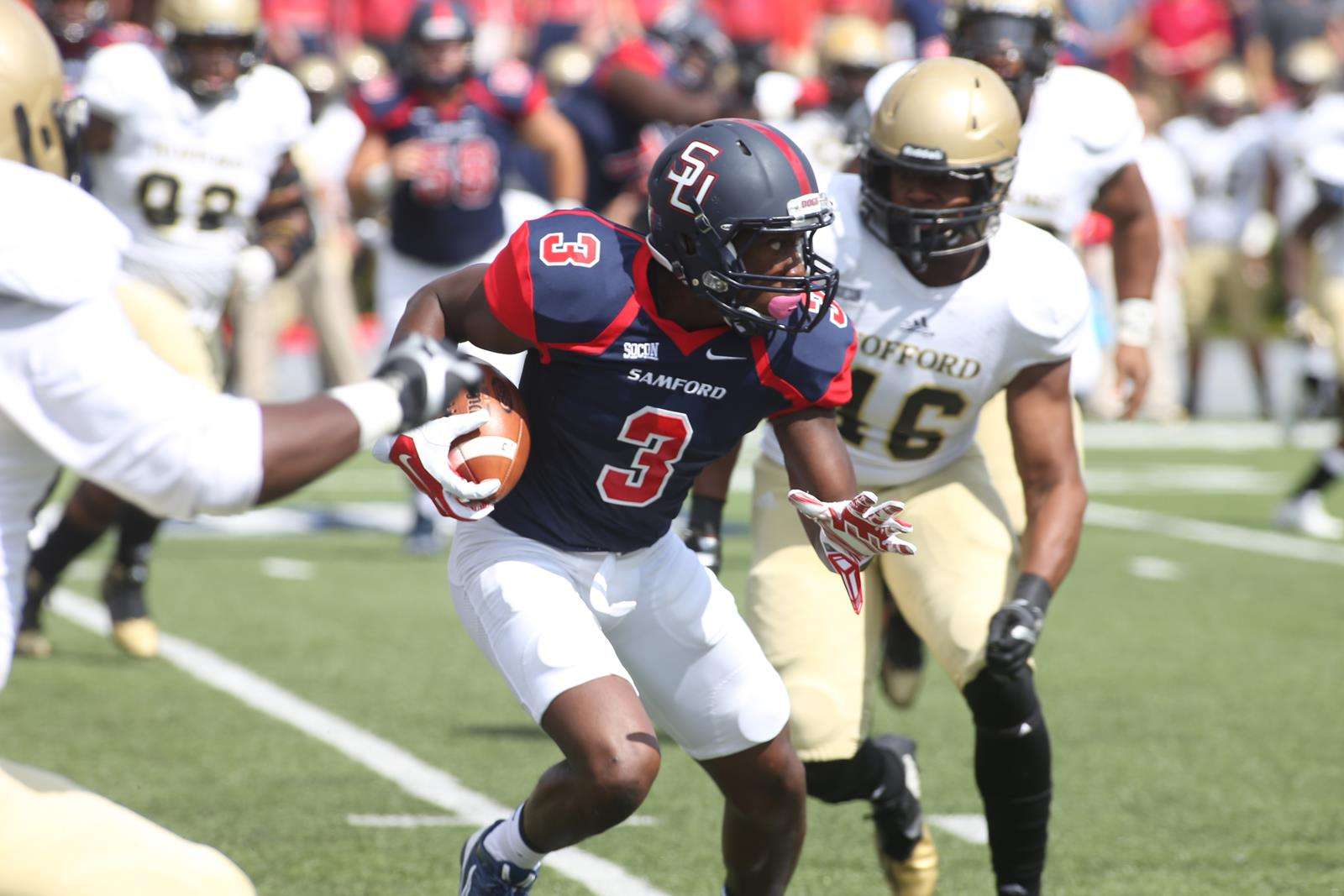 Samford Bulldogs Mens College Football - Samford News ...
