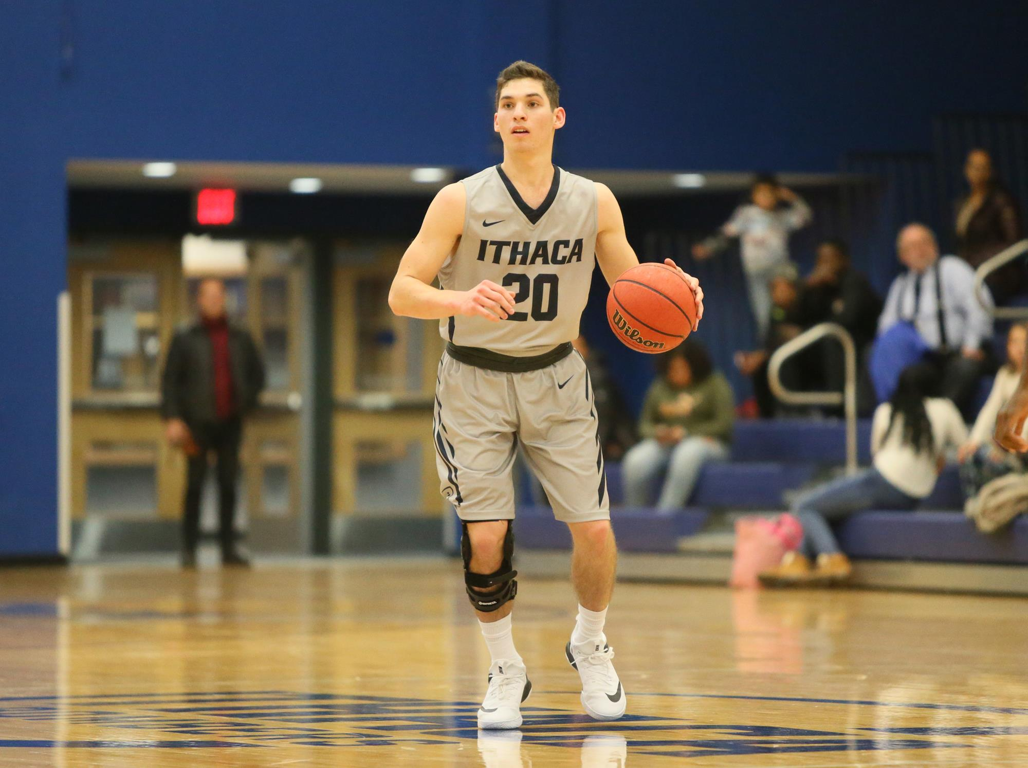 Ithaca bombers mens basketball 2018 schedule stats team leaders hobart takes down mens basketball 91 81 publicscrutiny Choice Image