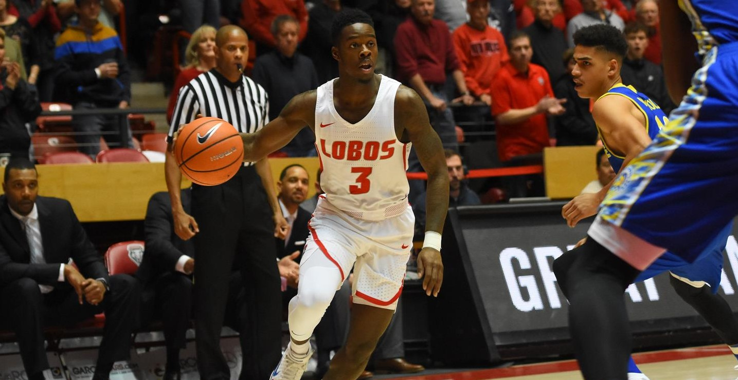 New Mexico Lobos men's Basketball- 2018 Schedule, Stats, Team Leaders & News | HERO Sports