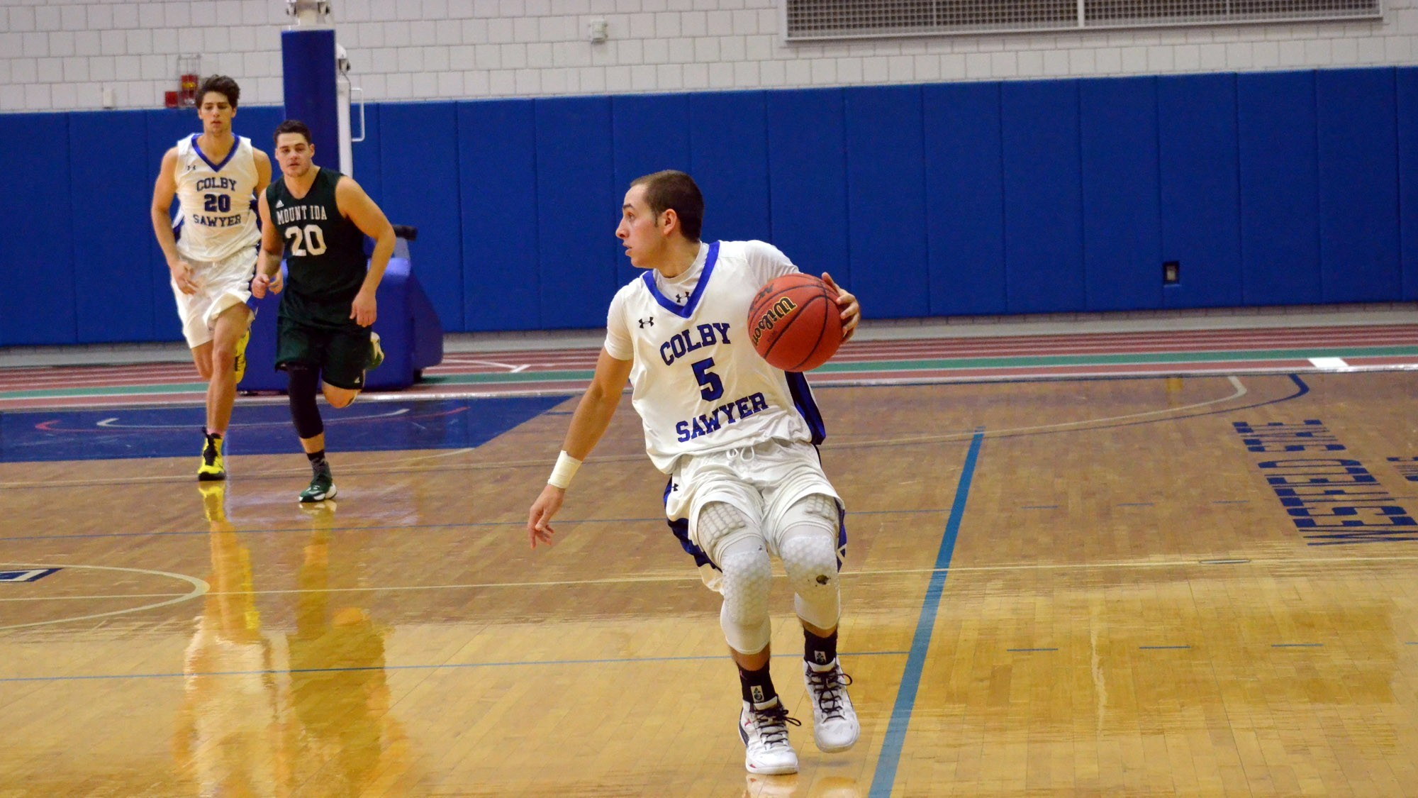 Colby-Sawyer Chargers men's Basketball- 2018 Schedule, Stats, Team Leaders & News | HERO Sports