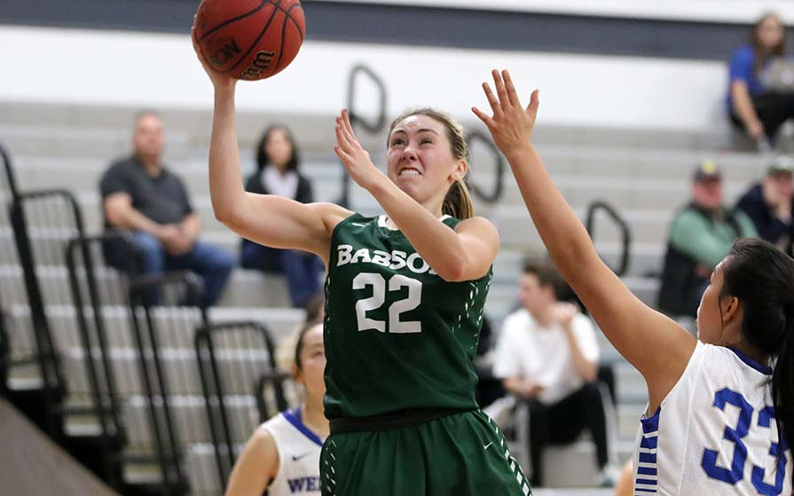 Babson Beavers women's Basketball- 2018 Schedule, Stats, Team Leaders & News | HERO Sports