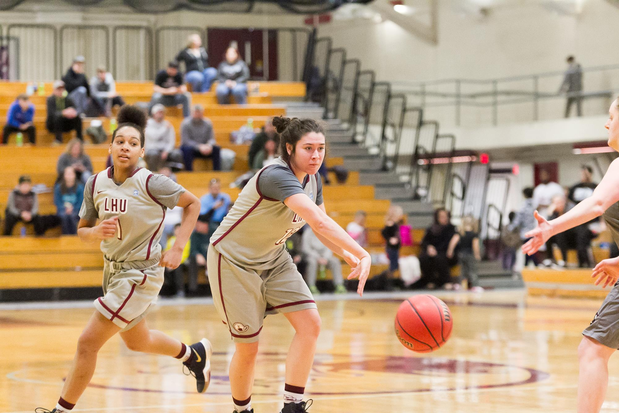 Lock Haven Bald Eagles women's Basketball- 2018 Schedule, Stats, Team Leaders & News | HERO Sports