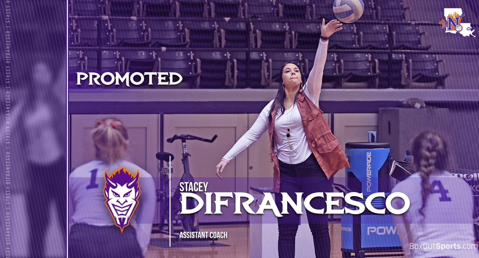 Southland Conference Womens Volleyball Hero Sports