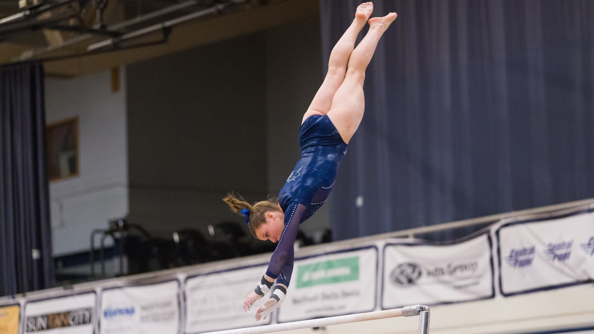 new hampshire gymnastics meet results