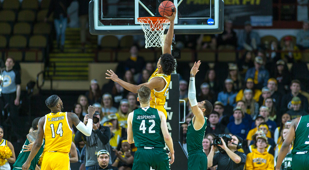 Milwaukee Panthers men's Basketball- 2018 Schedule, Stats, Team Leaders & News | HERO Sports