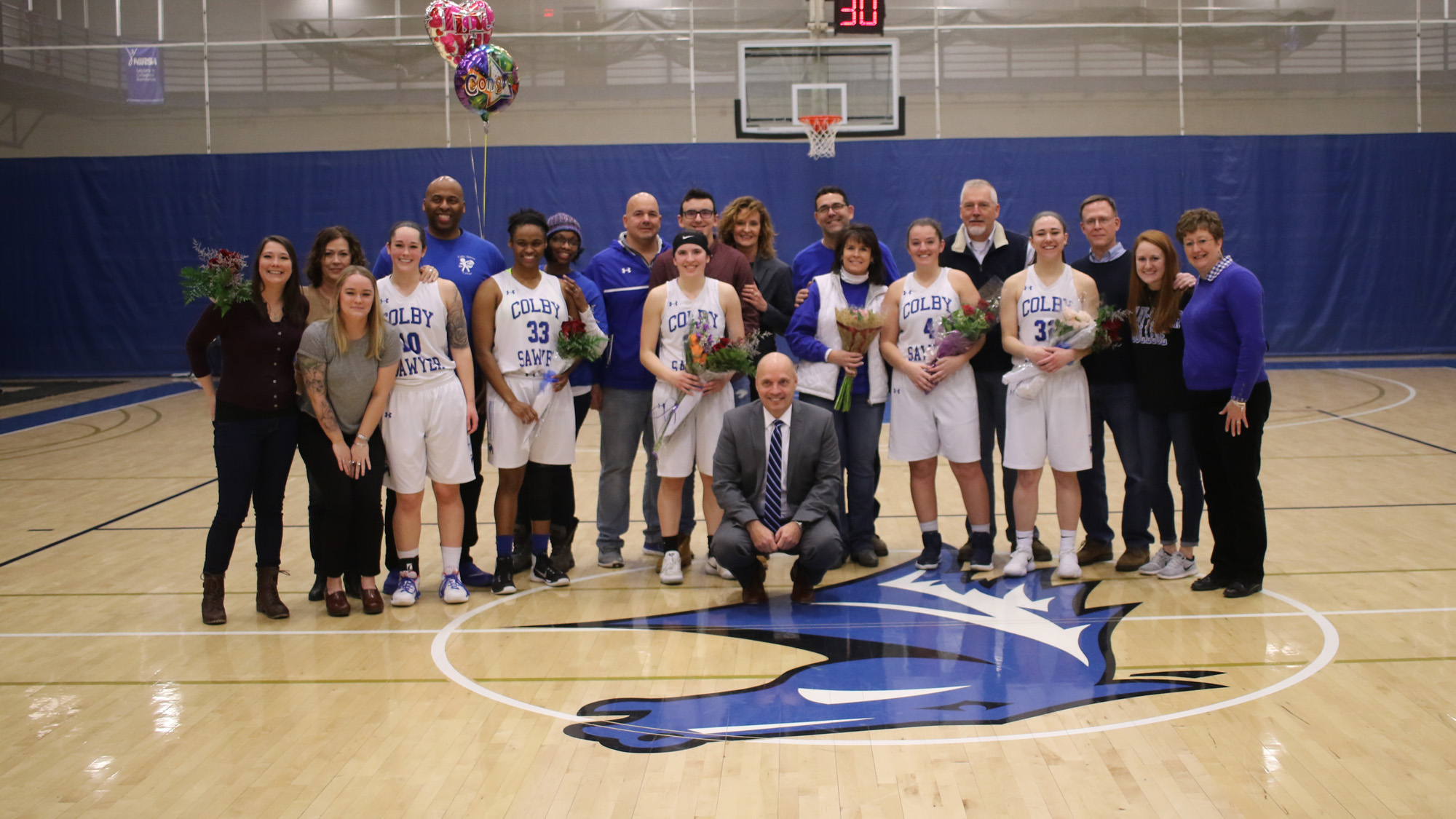 Colby-Sawyer Chargers women's Basketball- 2018 Schedule, Stats, Team Leaders & News   HERO Sports