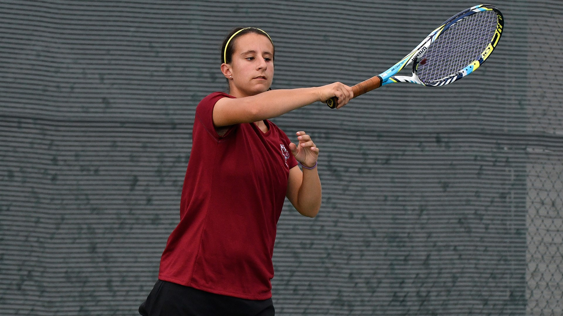comins senior singles Fall: tallied a 6-1, 6-1 singles win over minnesota at the big green invitational appointed team captain her junior and senior year.