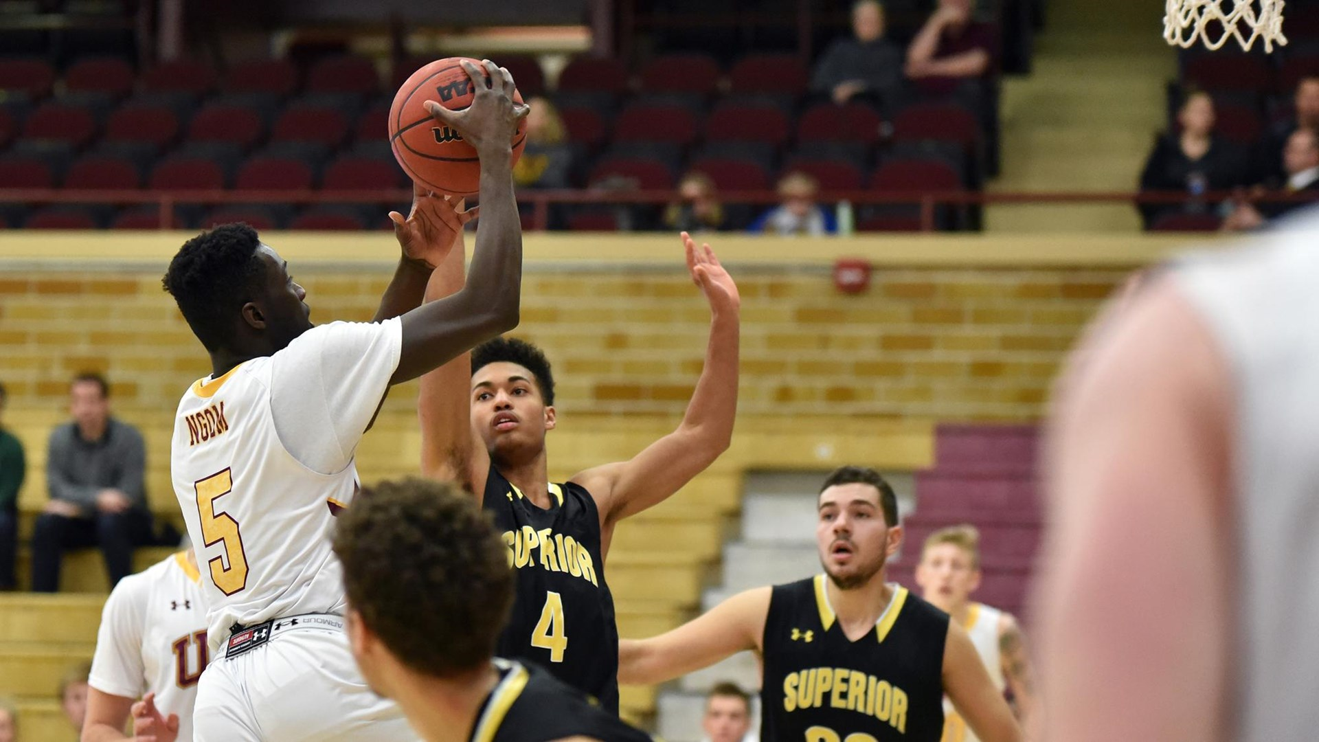 Minnesota Duluth Minnesota Duluth men's Basketball- 2018 ...