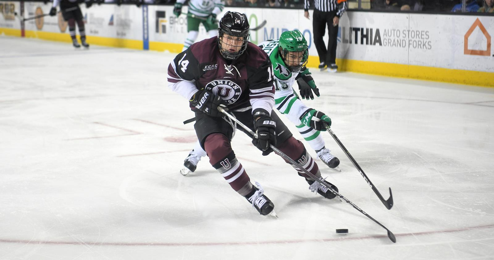Union (NY) Union (NY) Mens College Ice Hockey - Union (NY ...