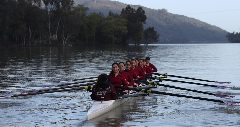 Women's Rowing Competes at San Diego Crew Classic - HERO ...