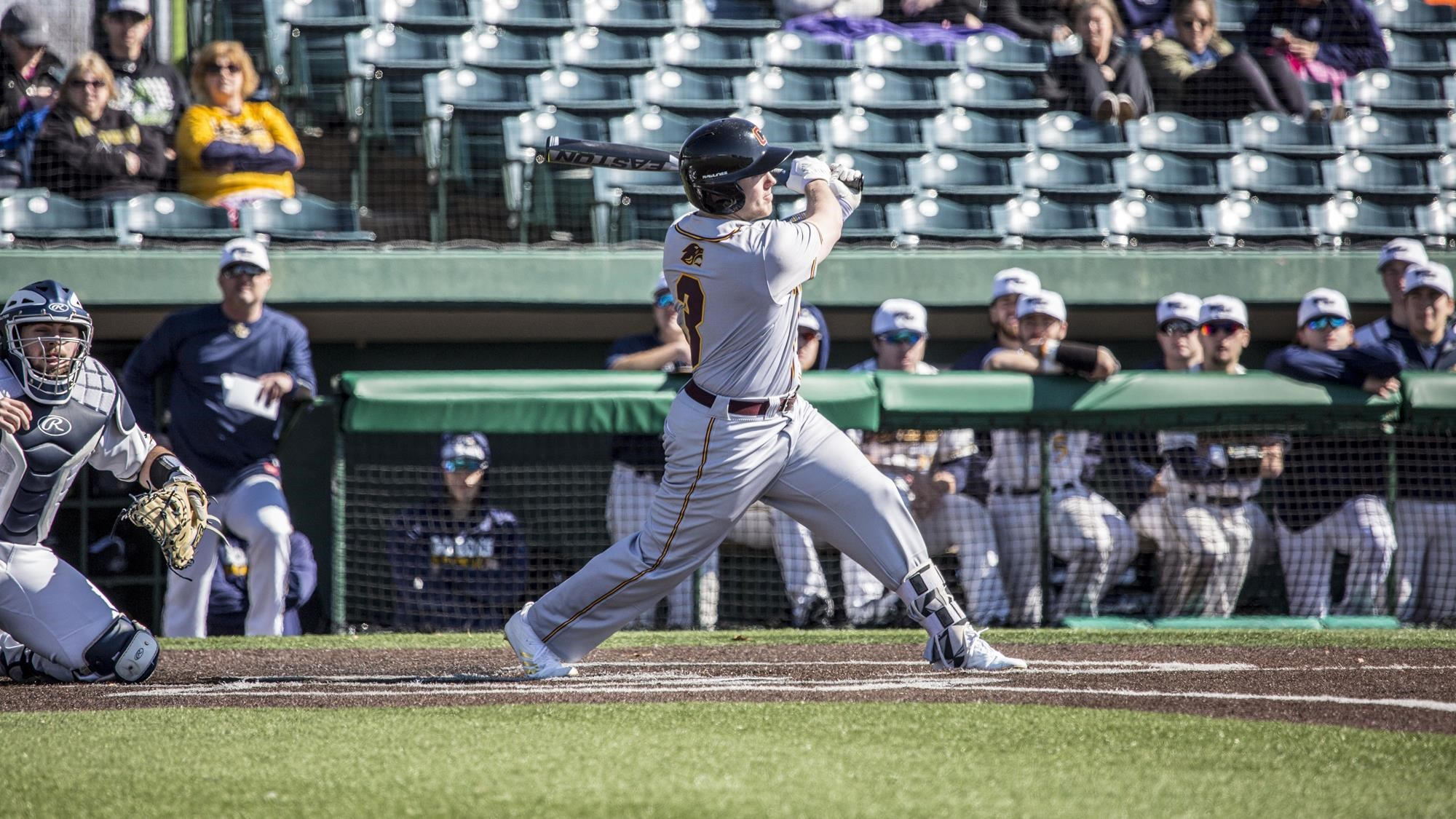 Concordia University Baseball Video Or Stats Today