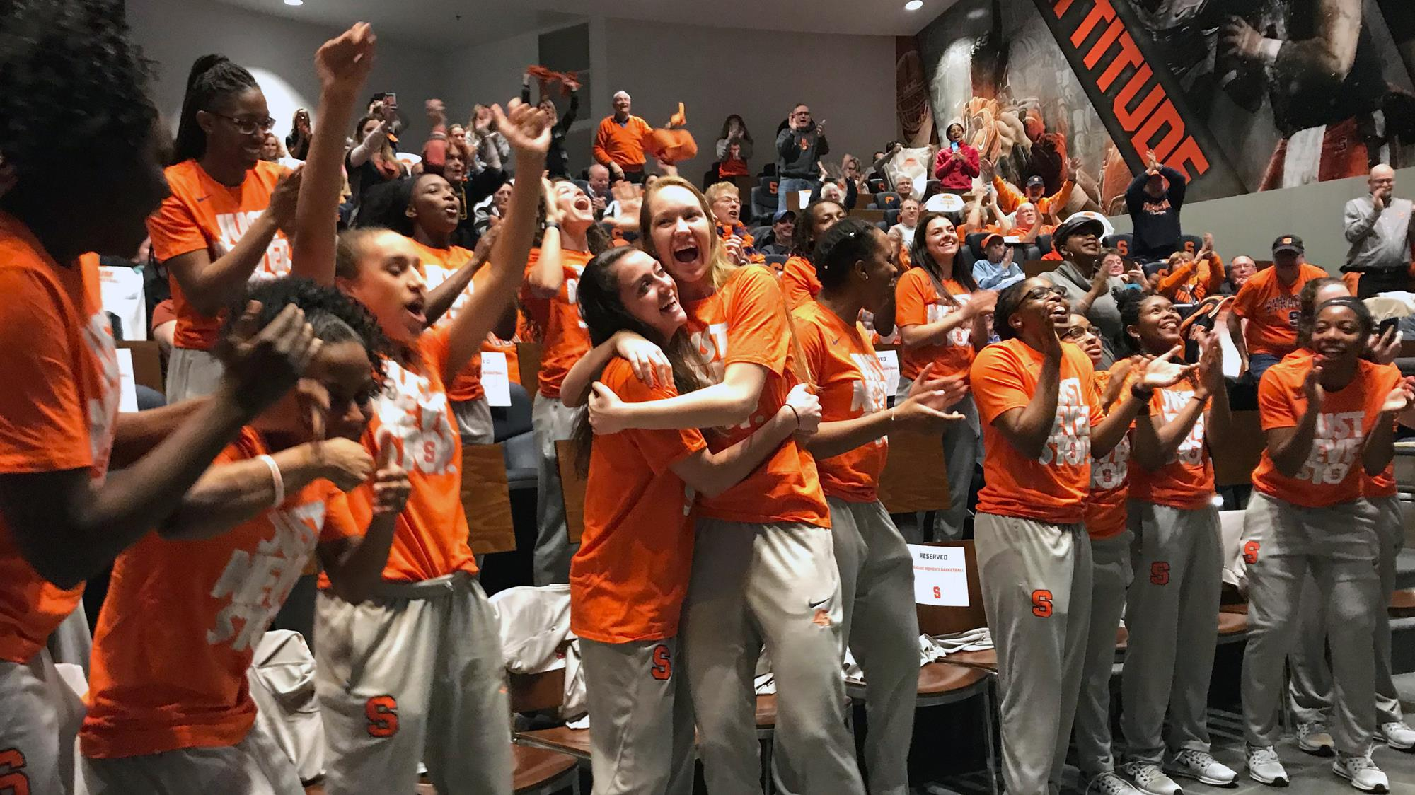 Syracuse Orange Women's Basketball- 2018 Schedule, Stats