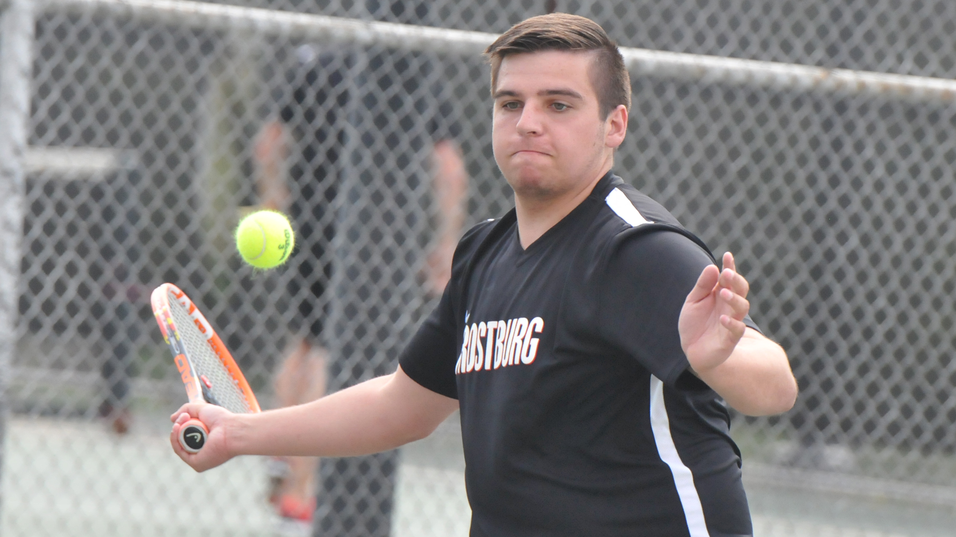 frostburg single guys Stevenson, md - the stevenson men's tennis team swept the doubles matches en route to an 8-1 home victory against non-conference opponent frostburg state.