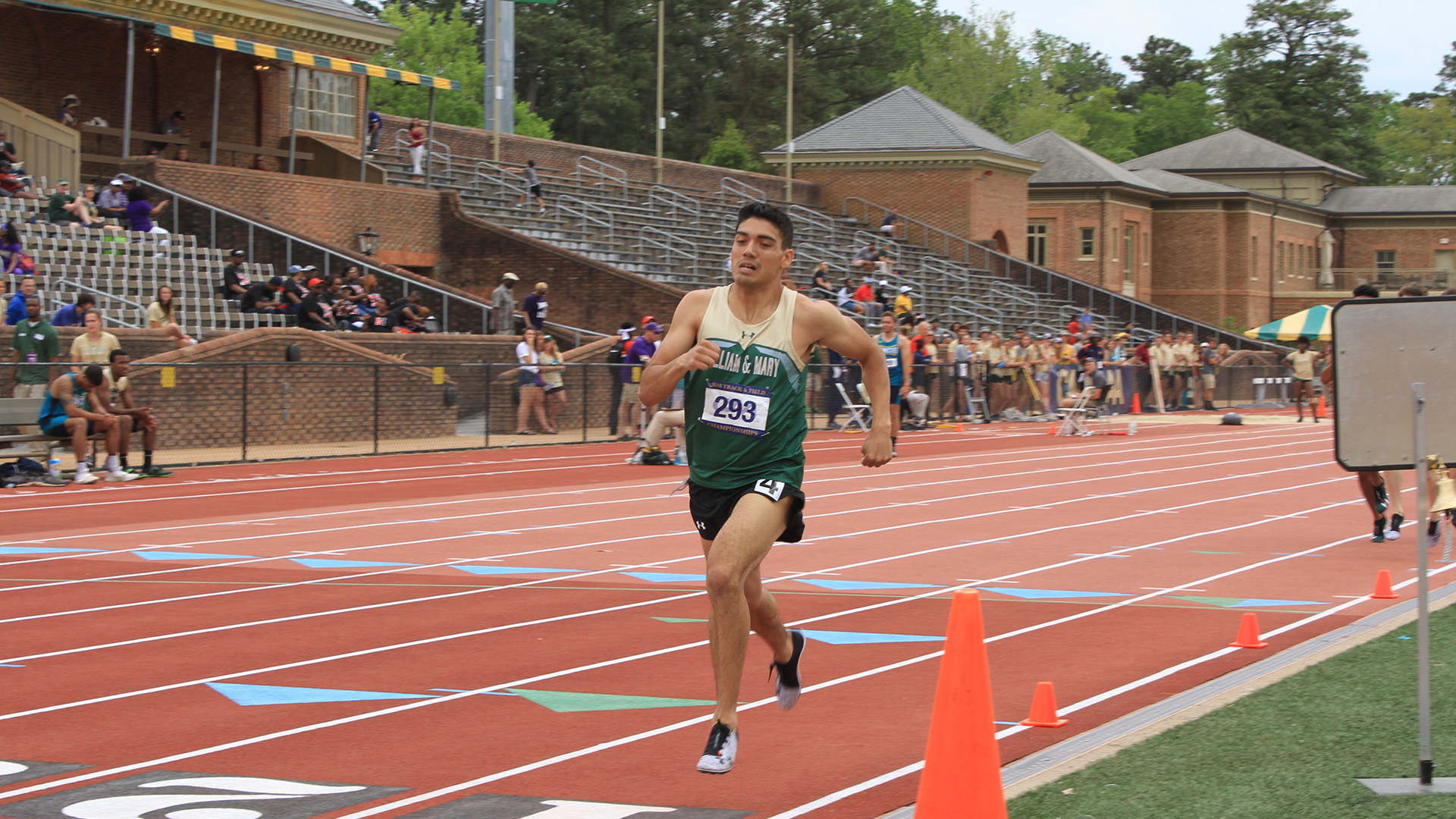 William & Mary William & Mary Mens College Track & Field - William & Mary News, Scores, and Stats