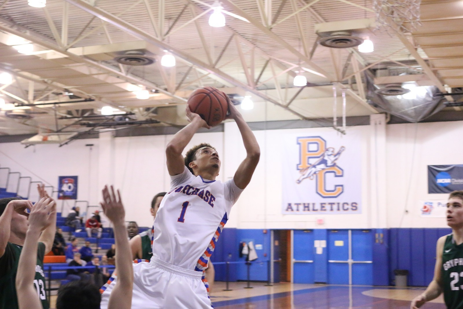 SUNY-Purchase Panthers - 2018 Schedule, Stats, Team ...