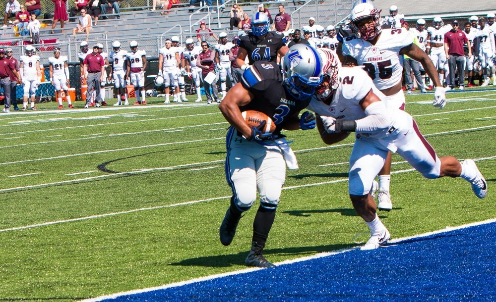 Urbana Blue Knights Athletics - Urbana News, Scores, and Stats