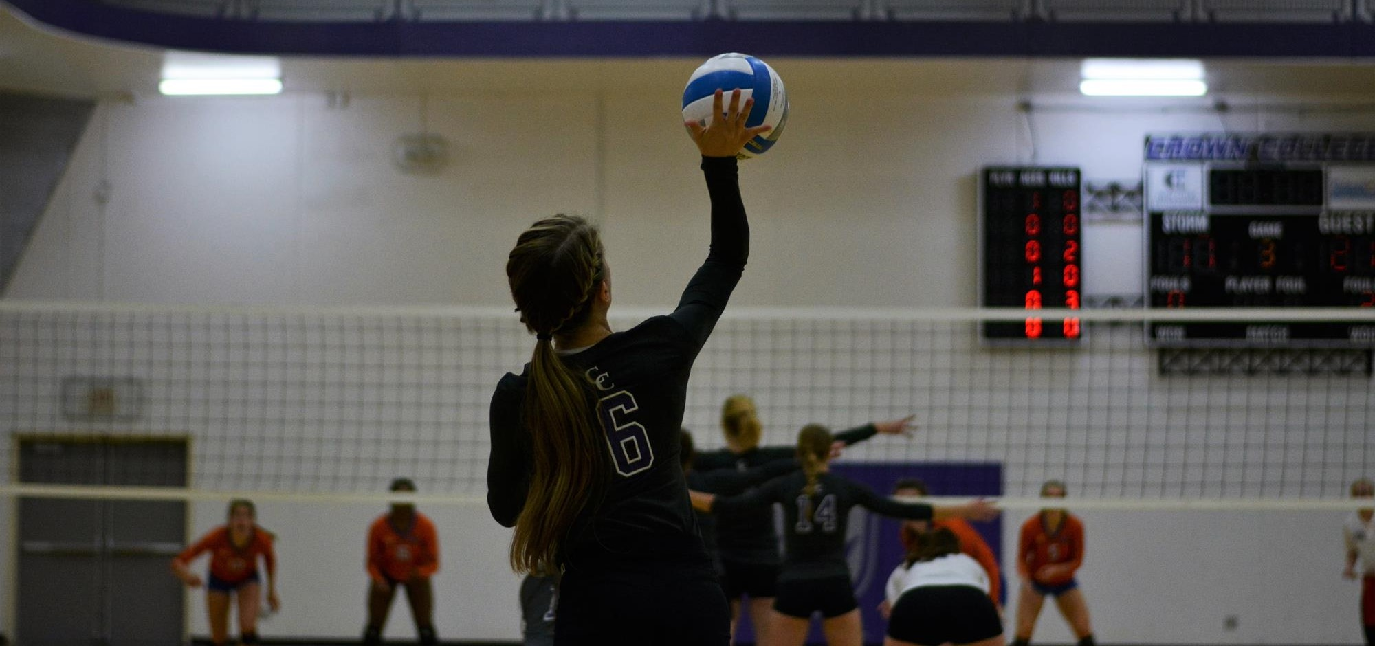 Crown Crown Womens College Volleyball - Crown News, Scores ...