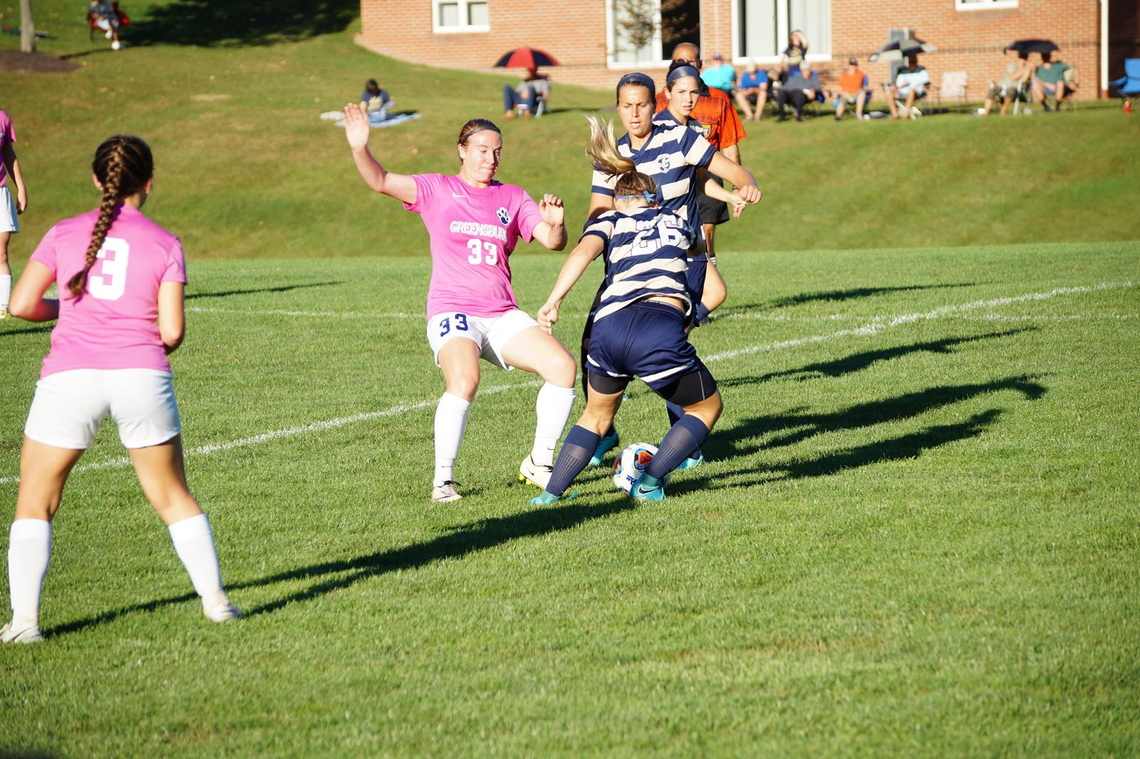 Pittsburgh-Greensburg Bobcats Womens College Soccer ...