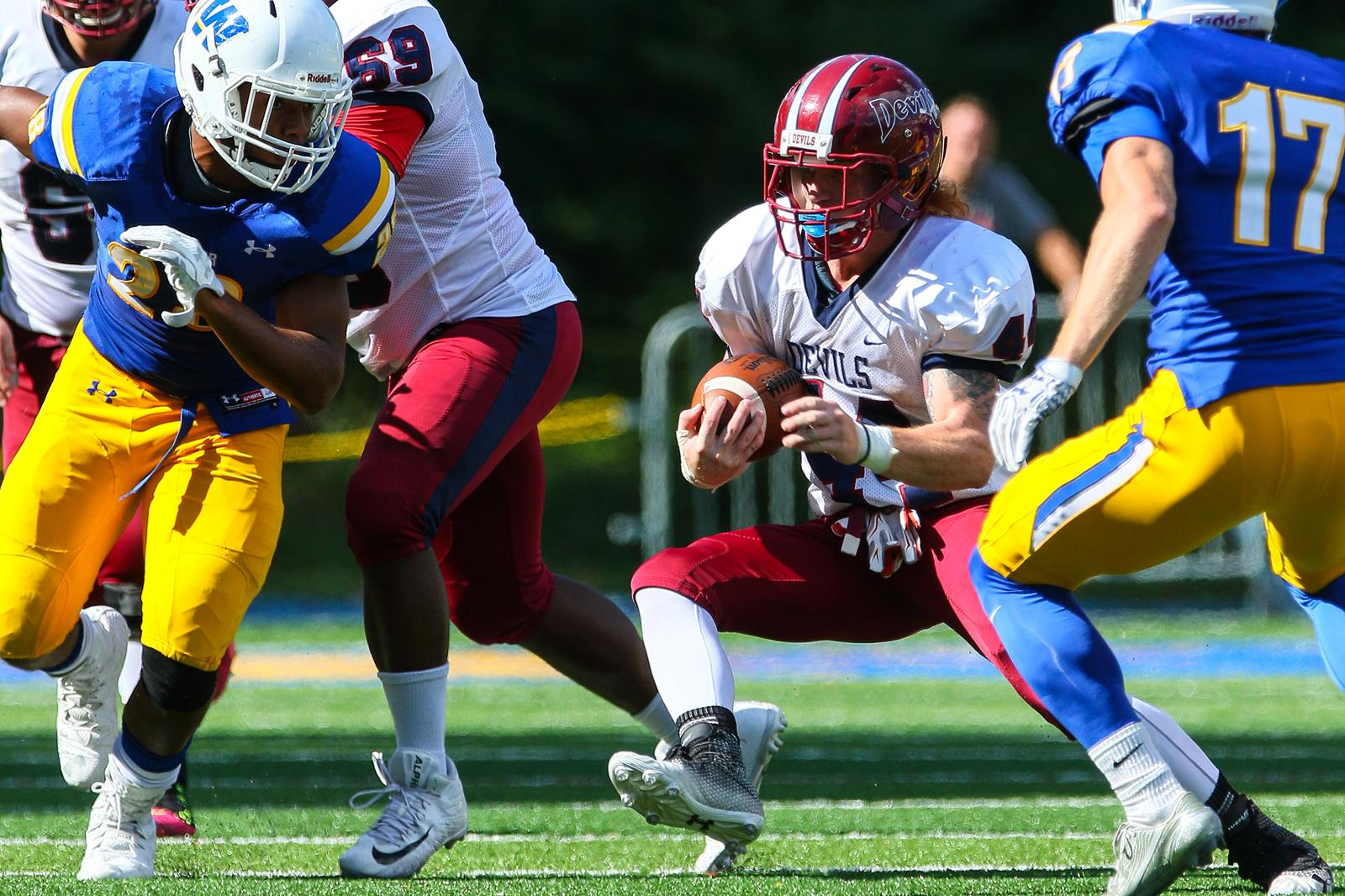 d3 football news scores and stats hero sports