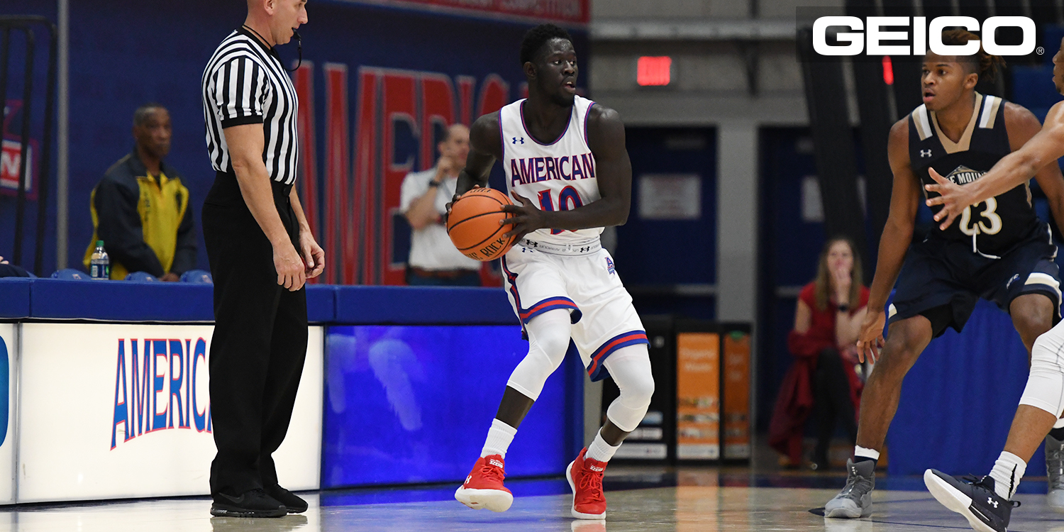 American Eagles men's Basketball- 2018 Schedule, Stats ...